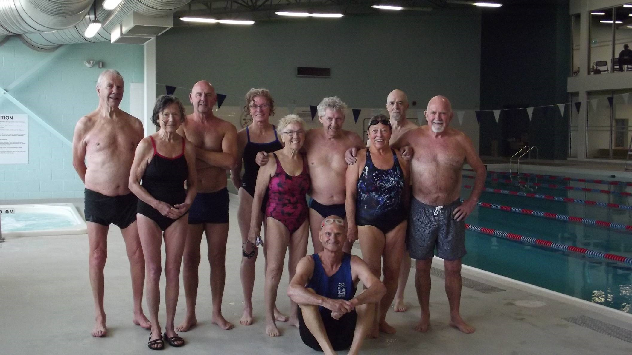 Swimming Group